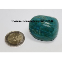 Chrysocolle Extra pierre roulée 50gr