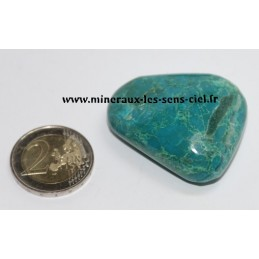 Chrysocolle Extra pierre roulée 39gr