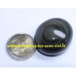 Obsidienne Oeil Céleste pierre roulée
