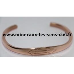 Bracelet Louxor cuivre