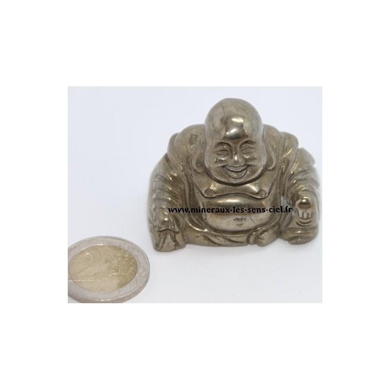 Bouddha en pyrite