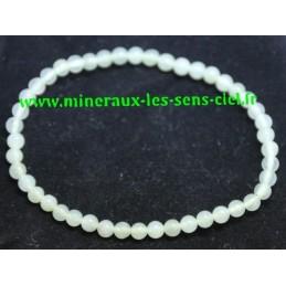 Bracelet Boules 4mn Serpentine