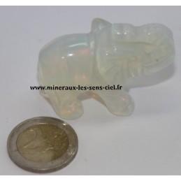 Eléphant en Opalite