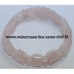 Bracelet Thank Quartz Rose