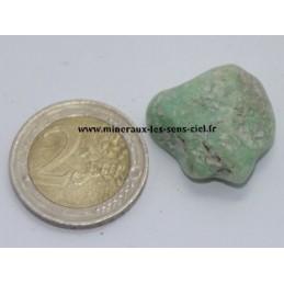 Chrysoprase pierre roulée