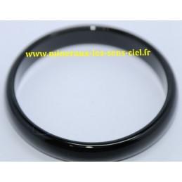 Bracelet Jonction Agate Noire