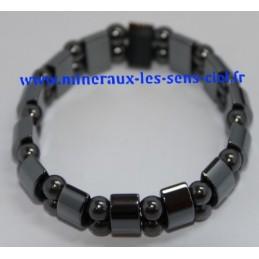 Bracelet Hématite