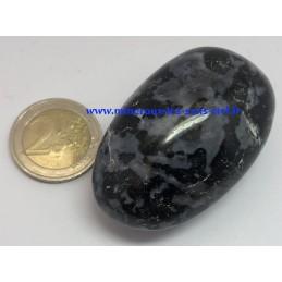 Gabbro galet pierre roulée