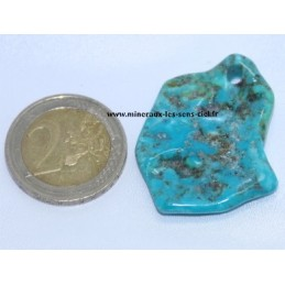 Pendentif Turquoise véritable