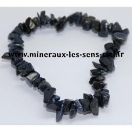 Bracelet Baroque Dumortierite