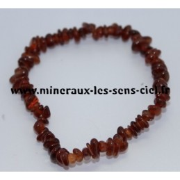Bracelet Baroque Hessonite