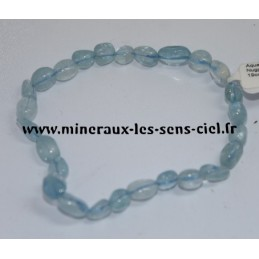 Bracelet Baroque Aigue Marine