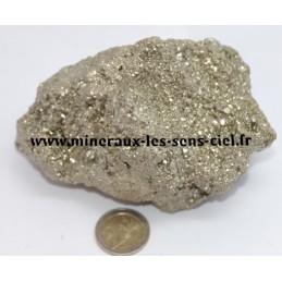 Bloc de Pyrite Brute 1kg200