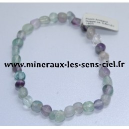 Bracelet Nuggets Fluorite