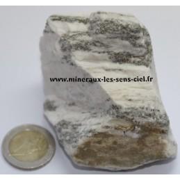 Pyrite sur Dolomite 330 grs