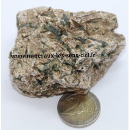 Actinolite Brute De Bulgarie 174gr
