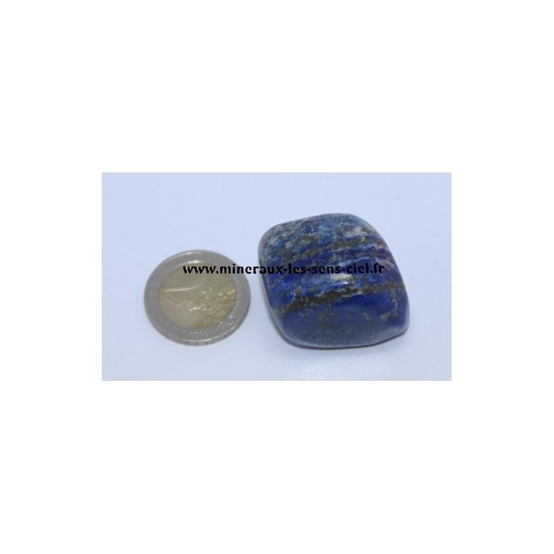 Lapis Lazuli pierre roulée