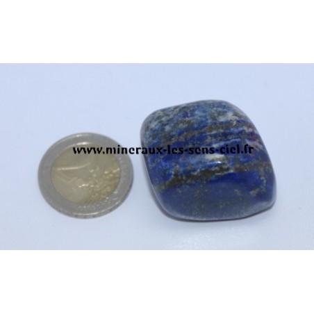 Lapis Lazuli pierre roulée 52gr