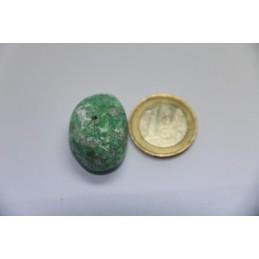 Variscite pierre roulée