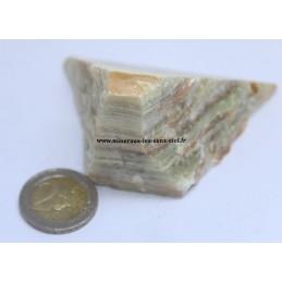 Onyx pierre brute