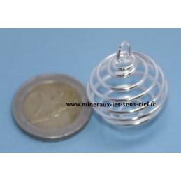 Cage Spirale diamètre 25mm
