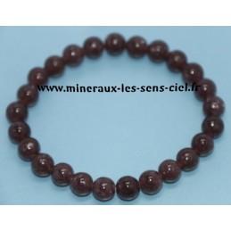 Bracelet Boules 8mm Lépidolite