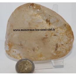 Cristal de Roche Brute 410gr a inclusions