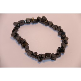 Bracelet Baroque Hématite