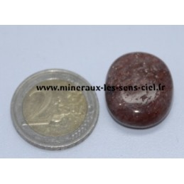Muscovite pierre roulée