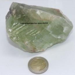 Calcite Verte brute 318gr