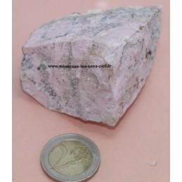 Rhodonite pierre brute