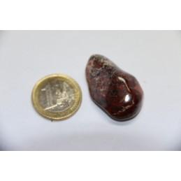 Jaspe Breschia pierre roulée