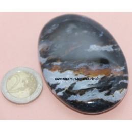 Sardonyx galet pierre roulée 92gr