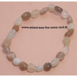 Bracelet Nugget Pierre de Lune