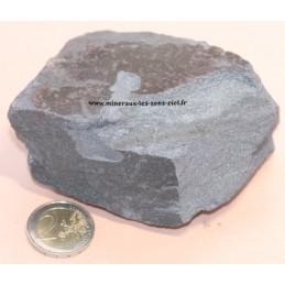 Bloc Hématite brute 818gr