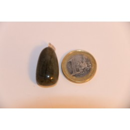 Pendentif Labradorite pierre roulée