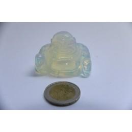Petit Bouddha en Opalite