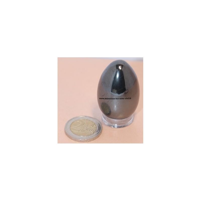Oeuf en Hématite 30x45 107gr