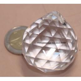 Eclateur d'énergie en verre de cristal