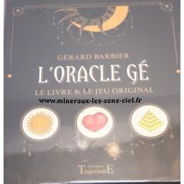 Jeu de carte Oracle de Gé - nouvelle version