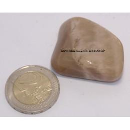 Pierre de lune galet pierre roulée