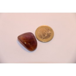 Amétrine pierre roulée