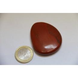 Jaspe Rouge galet pierre roulée