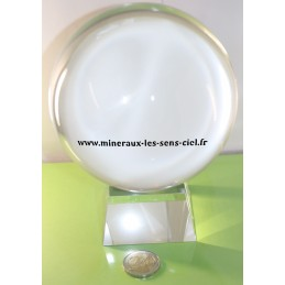 Boule de Cristal + Support...