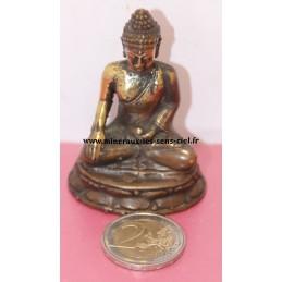 Bouddha bronze 6cm