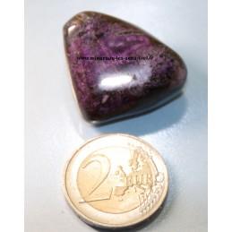 Sugilite pierre roulée