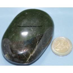 Jade Néphrite galet pierre roulée du Pakistan