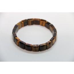 Bracelet square Oeil de Tigre