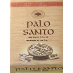 Encens cônes 15grs Palo Santo