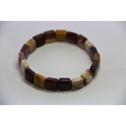 Bracelet Square Mokaite